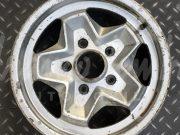 """Porsche 911 – """"Cookie cutter"""" wheel"""