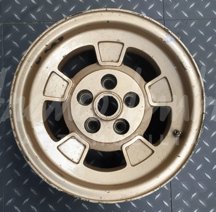Lancia Stratos Stradale Campagnolo Wheel Franco Lembo