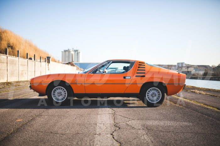 Alfa Romeo Montreal – 100% matching numbers – Original paint