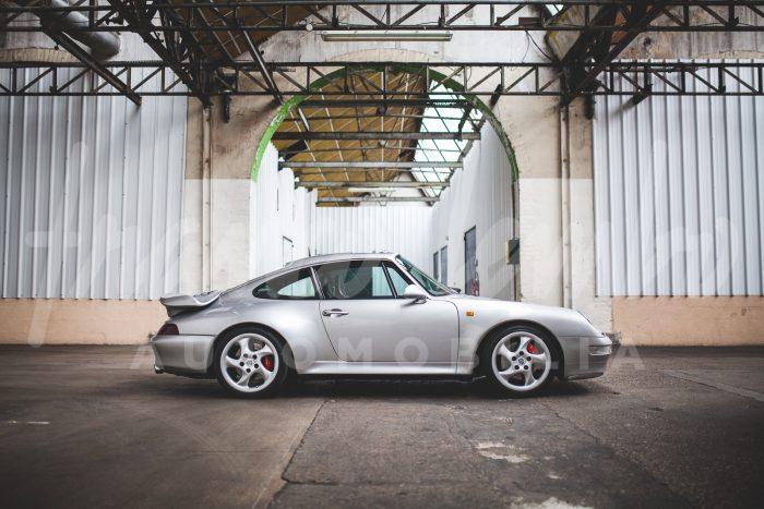 Porsche 993 Turbo X 50 430hp – Première main – 59650km