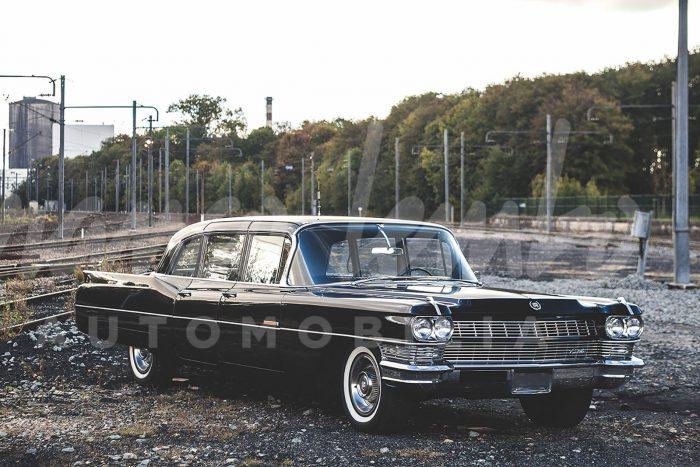 Cadillac 6700 Fleetwood serie 75