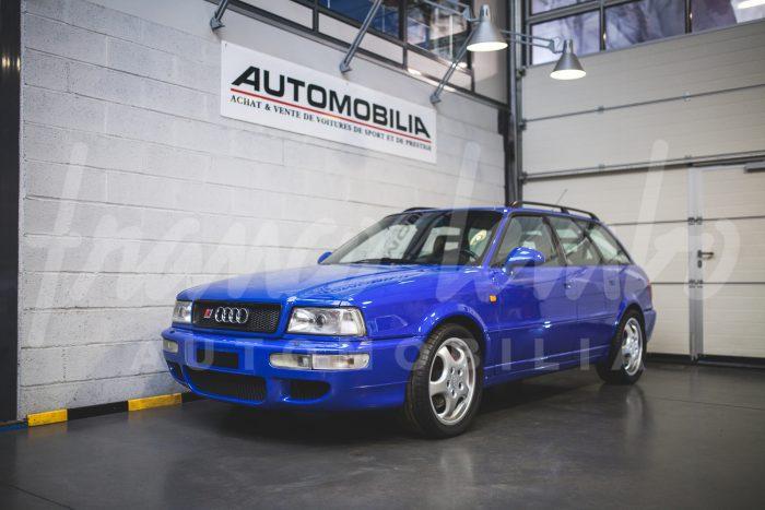 Porsche / Audi RS2 Avant Blue RS