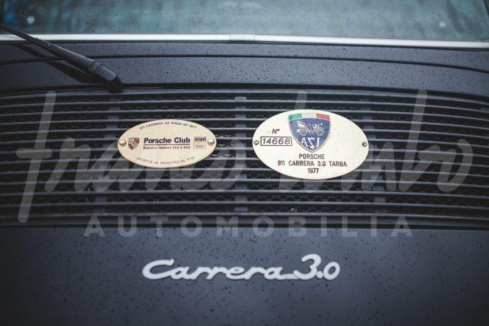 Porsche 911 Carrera 3.0 Targa – Matching numbers