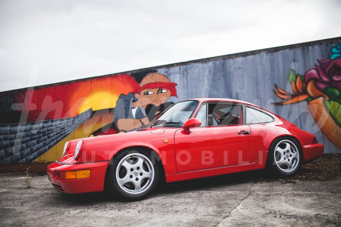 Porsche 964 Carrera RS 3.6 N-GT – One owner from new!