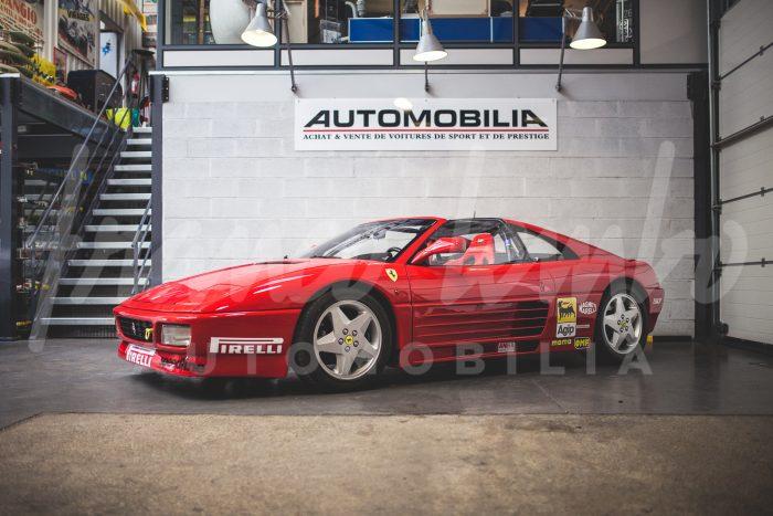 Ferrari 348 Challenge GTS