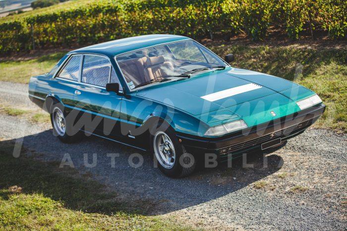 Ferrari 365 GT4 2+2 Verde Pino – Matching Numbers