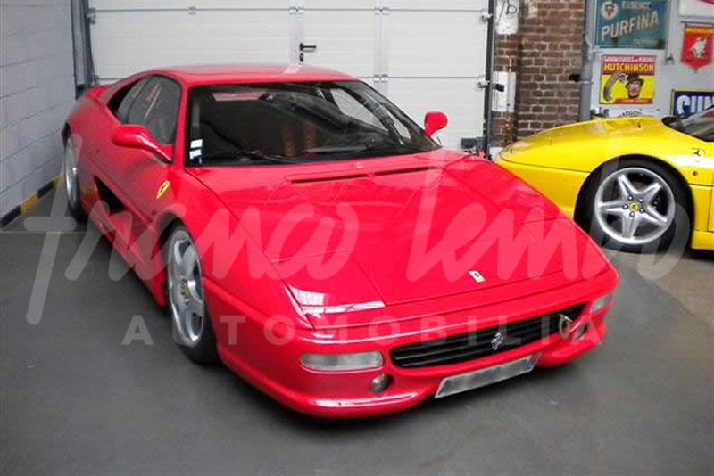 Ferrari 355 Challenge Franco Lembo Automobilia Since 1997