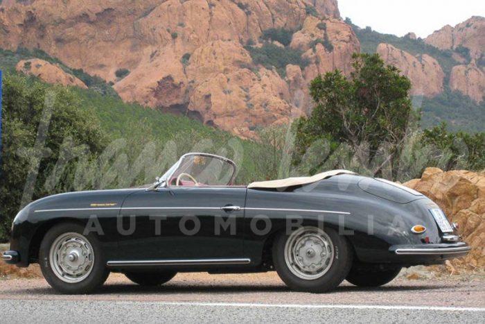 Porsche 356 Speedster A T2