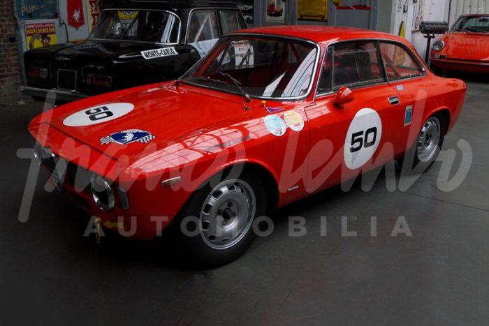 Alfa-Romeo Giulia GT 1600