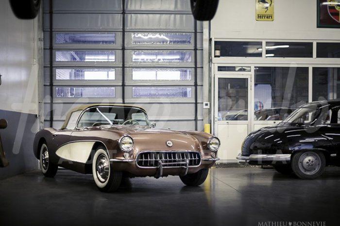 Chevrolet Corvette 56