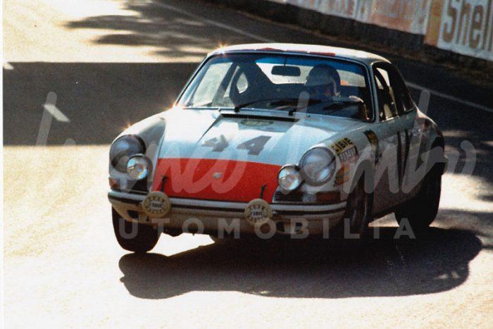Porsche 911 TR Factory Car
