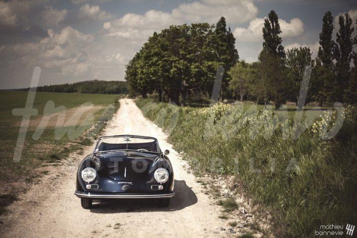 Porsche 356 pre-A Cabriolet