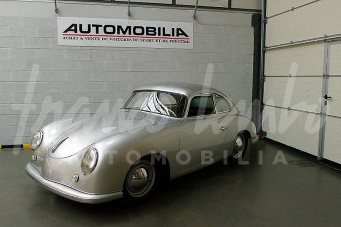 Porsche 356 Pre-A 1952