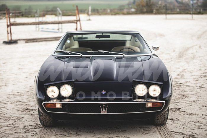 Maserati Ghibli 4700 GT