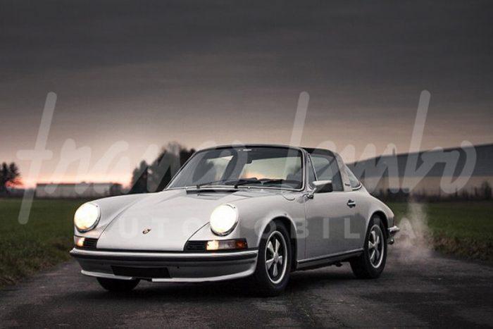 Porsche 911 2,4 S Targa