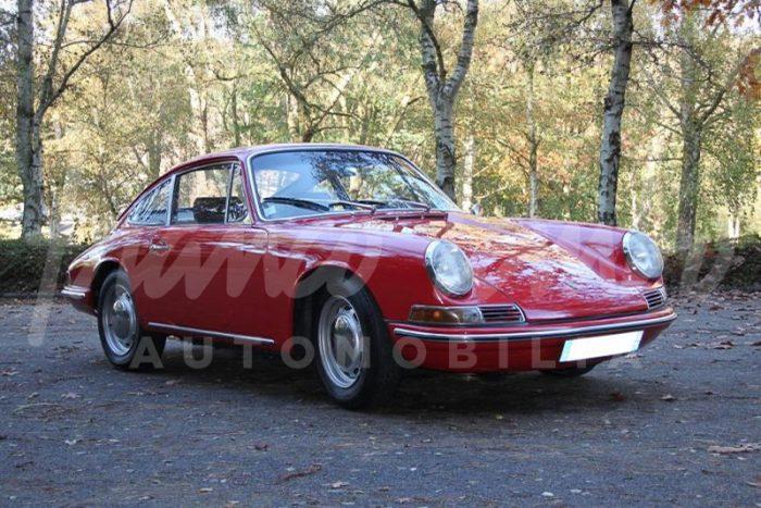 Porsche 911 2.0 L 1966 (All matching)