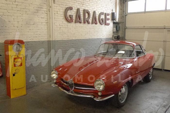 Alfa-Romeo Giulia 1600 SS
