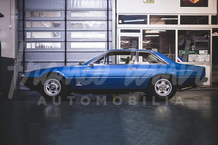 Ferrari 365 GT4 2+2 – All numbers matching