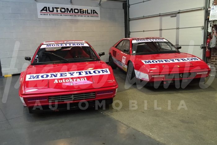 Ferrari Mondial Moneytron 79509 + 79573