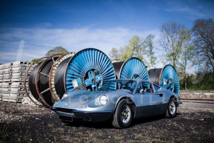 Dino 246 GT N° 04908 all matching