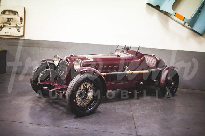 Alfa Romeo 8C Monza by Pur Sang