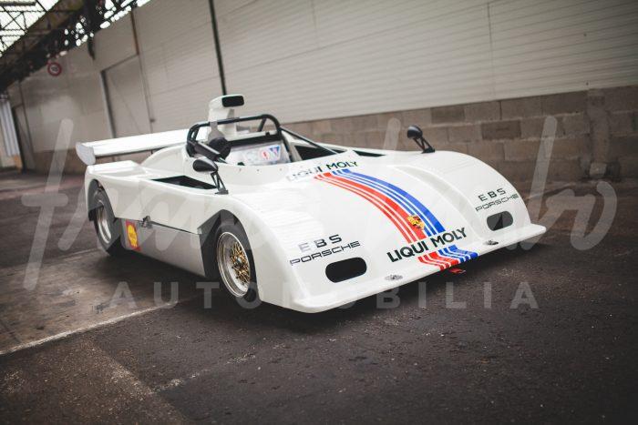 Porsche EBS Prototype
