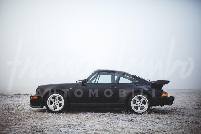 Porsche 911 3.3 Turbo RUF