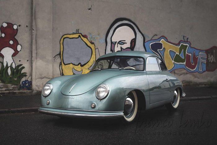 Porsche 356 Pre-A 1951 Matching Numbers