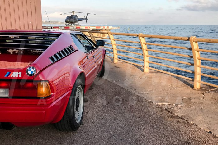 BMW M1 – One of 399 Supercars, maniacally restored
