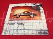 """Porsche – 2002 calendar """"Rolling Technology"""""""