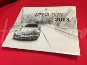 """Porsche – 2013 calendar """"Mega City"""""""