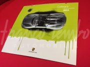 "Porsche – 2011 calendar ""Colours of Porsche"""