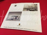 """Porsche – 2004 calendar """"50 years anniversary calendar 1954 – 2004"""""""
