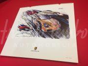 Porsche – Calendrier 2001