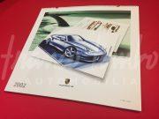 """Porsche – 2002 """"Design"""" calendar"""