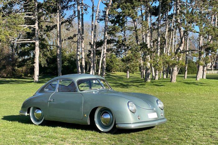 Porsche 356 Pre-A Split Window 1951 Matching Numbers