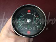 Porsche 912 – Oil temperature and fuel tank electronic gauge (1965 – 1967)