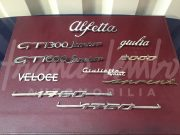 Alfa Romeo – Monogrammes