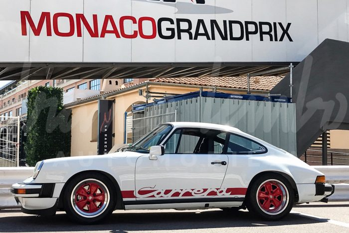 Exceptional Porsche 911 Carrera 3.0 – All matching numbers, clear history, fully documented, service book, only 100 MKM