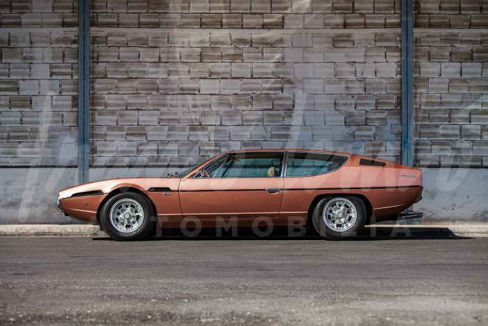 Lamborghini Espada S2 Bronzo – Restored, all matching numbers with power steering and AC