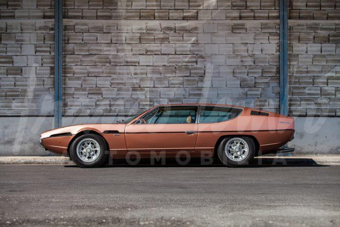 Lamborghini Espada S2 Bronzo – Restaurée, all matching numbers avec direction assistée et climatisation