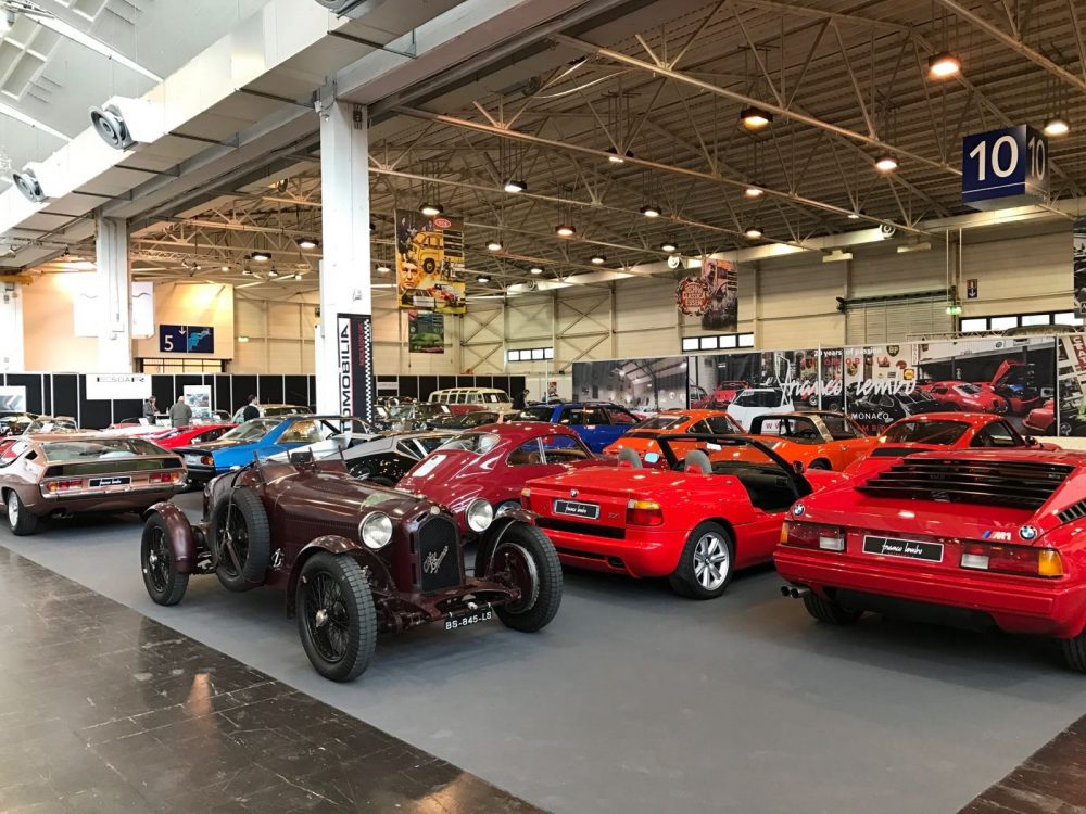 techno classica essen 2017 franco lembo automobilia
