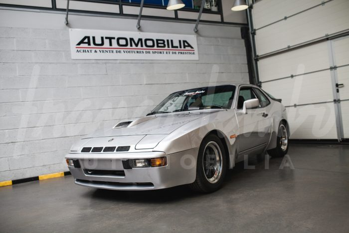 Porsche 924 Carrera GT type 937 only 400 built – Ex Jean-Pierre Gaban, only 55 000 km