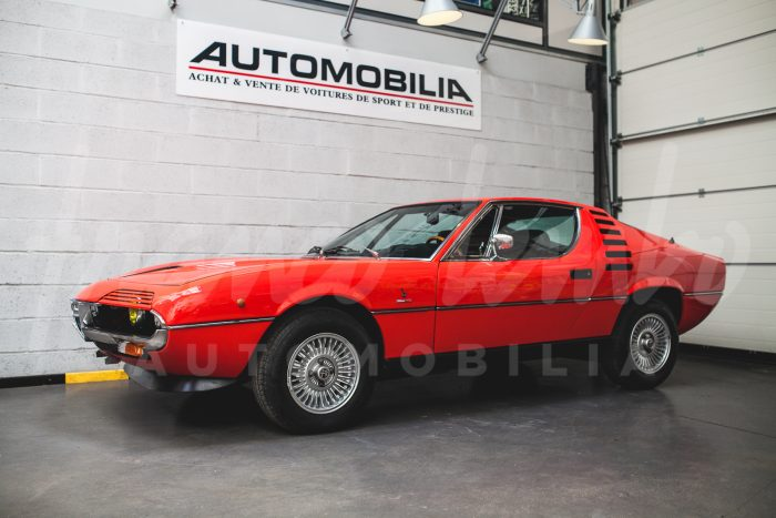 Alfa Romeo Montreal – Same owner since 1987!
