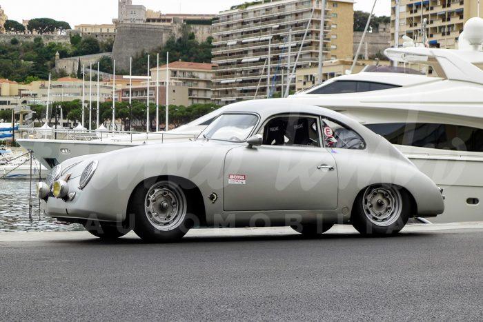 Porsche 356 Pre-A 1953 FIA Racing