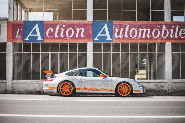 Porsche 997 GT3 RS – 39 320 km seulement – Historique d'entretien complet