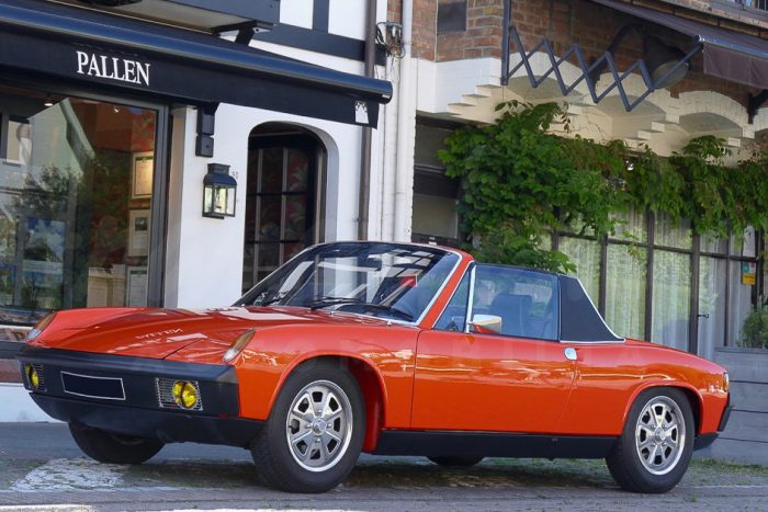 Porsche 914 2L Sonauto – Unbelievable one owner from new with complete and full history – Matching numbers