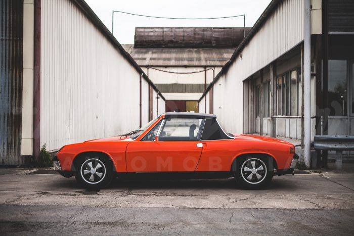 Porsche 914-6 – Bare metal restoration, as new!