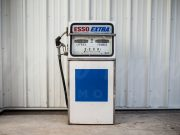 Gas pump from the 60s / 70s