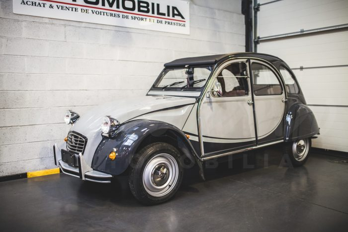 Citroën 2 CV 6 Charleston – Incredible, only 132 km from new !